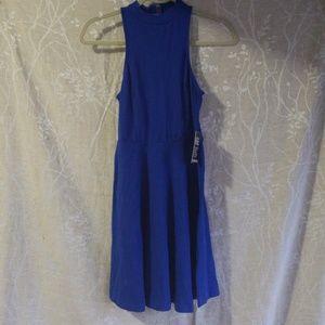 Nwt Express blue dress